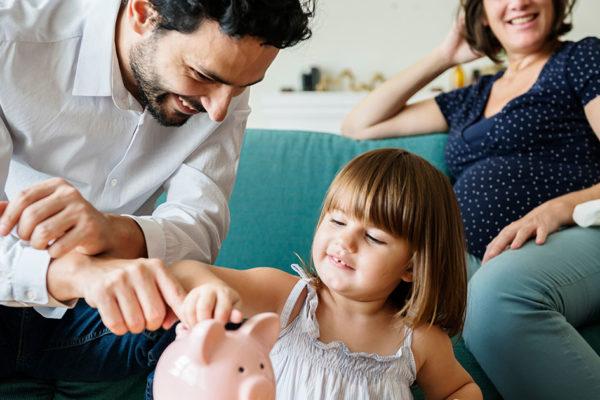 Förderungen für Familien