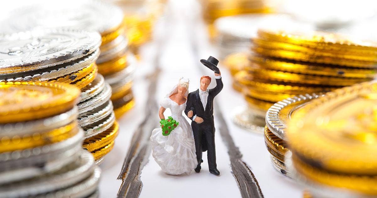 Die Ehe und finanzielle Vorteile