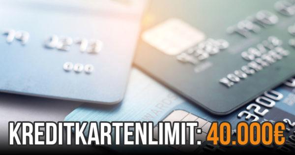 Kreditkartenlimit