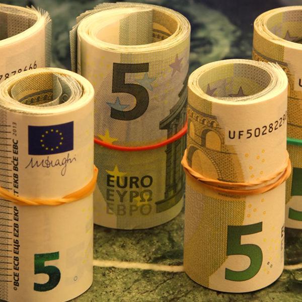 Geld sparen mit dem 5 Euro Trick!